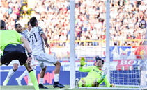 أهداف مباراة بولونيا ويوفنتوس
