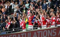ملخص فوز ارسنال على تشيلسي بنهائي كأس الاتحاد