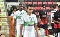 ملخص لمسات عبد الشافى أمام أهلي دبي