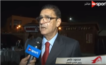 تصريحات محمود طاهر عن مصير البدري مع الأهلي