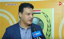 ايهاب جلال:منافستنا على الوصافة مستمرة