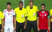 هدف تونس فى منتخب مصر