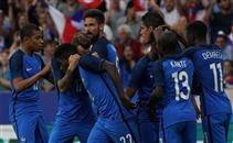 أهداف مباراة فرنسا وانجلترا