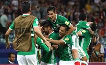 اهداف مباراة المكسيك ونيوزيلندا