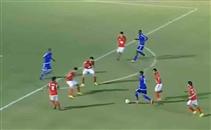هدفا مباراة الهلال السوداني والنجم الساحلي