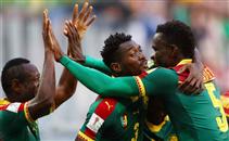 هدفا مباراة الكاميرون واستراليا