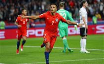 هدفا مباراة ألمانيا وتشيلي