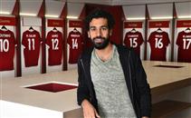 اول لقاء بين صلاح وجمهور ليفربول