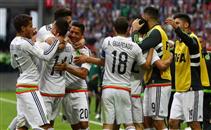 أهداف مباراة المكسيك وروسيا
