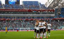 أهداف مباراة ألمانيا والكاميرون