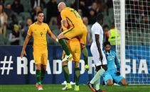 أهداف مباراة استراليا والسعودية