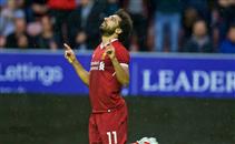 اول هدف لمحمد صلاح مع ليفربول