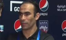 ماذا قال سيد عبد الحفيظ بعد مباراة الفيصلي؟