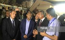 افتتاح استاد الاسكندرية بعد التجديد بحضور رئيس الك