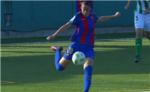 أفضل 5 أهداف لسيدات برشلونة
