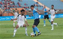 أهداف مباراة الوحدة والفيصلي