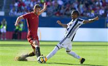 أهداف وركلات ترجيح مباراة روما ويوفنتوس