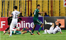 أهداف مباراة الزمالك وأهلي طرابلس