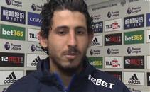 احمد حجازي يتحدث الانجليزية بطلاقة
