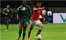 هدفا مباراة مصر للمحليين والمغرب
