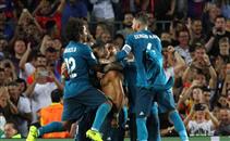 أهداف مباراة برشلونة وريال مدريد
