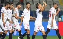 اهداف مباراة اسطنبول باشاكشهر واشبيلية