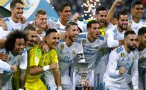 تتويج ريال مدريد بالسوبر الاسباني