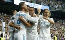 اهداف ريال مدريد في برشلونة بتعليق مدحت شلبي