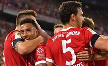 أهداف مباراة بايرن ميونيخ وباير ليفركوزن