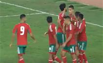 اهداف مباراة منتخب مصر للمحليين والمغرب