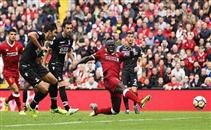 هدف ليفربول في كريستال بالاس