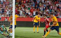 اهداف مباراة جيرونا واتلتيكو مدريد