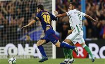 ملخص فوز برشلونة علي ريال بيتيس