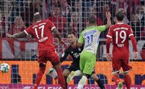أهداف مباراة بايرن ميونيخ وفولفسبورج
