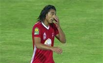 هدفا النجم الساحلي في أهلي طرابلس