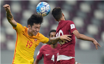 أهداف مباراة قطر والصين