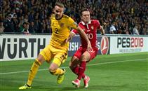هدف صربيا فى إيرلندا