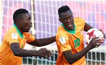 هدف زامبيا فى الجزائر