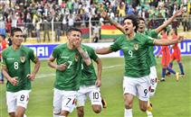 هدف بوليفيا في تشيلي