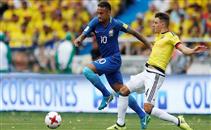 هدفا مباراة كولومبيا والبرازيل