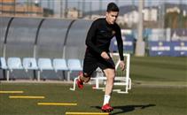 كوتينيو فى مرحلة التعافي مع برشلونة