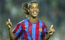 أفضل مهارات رونالدينيو مع برشلونة