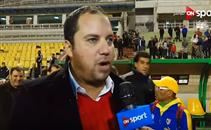 تصريحات محمد عودة بعد الفوز على الإسماعيلي
