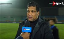 تصريحات علاء عبد العال بعد الخسارة أمام الزمالك