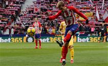 هدفا مباراة اتلتيكو مدريد وجيرونا