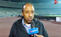 تصريحات عماد سليمان بعد الخسارة أمام الأهلي