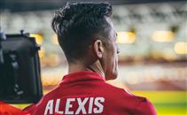 إعلان تقديم سانشيز لاعباً فى مانشستر يونايتد