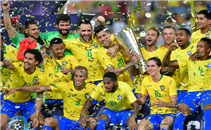 تتويج البرازيل ببطولة سوبر كلاسيكو
