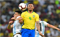 ملخص فوز البرازيل على الأرجنتين