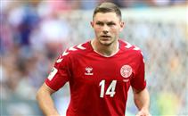 هدفا الدنمارك في النمسا